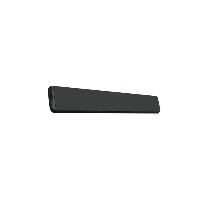 Mo-El Heatstrip 1800 Watt Hot-Top black