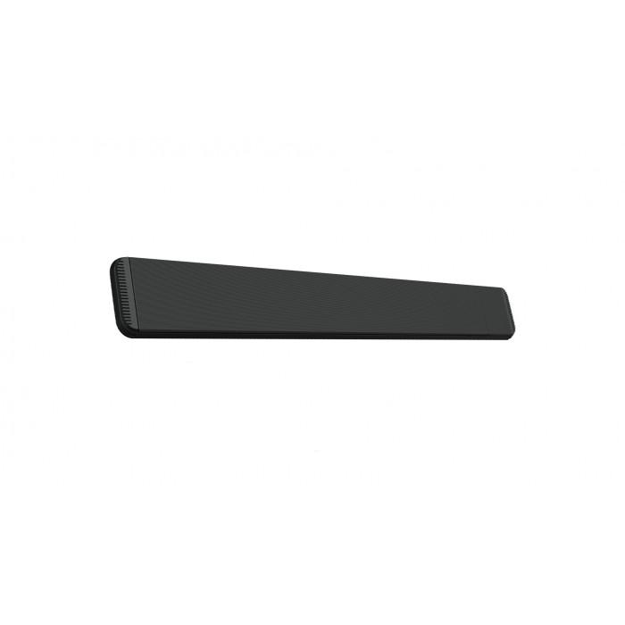 Mo-El Heatstrip 2400 Watt Hot-Top black