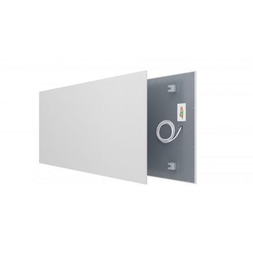 Qurrent Actie Ecaros 800 Watt wit metalen paneel ZONDER  thermostaat