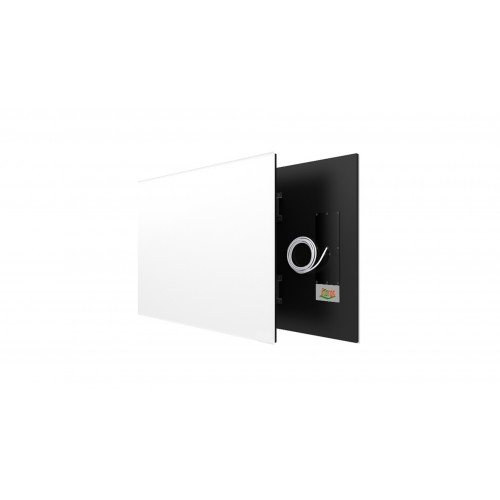 Ecaros 600 Watt   panel white glass