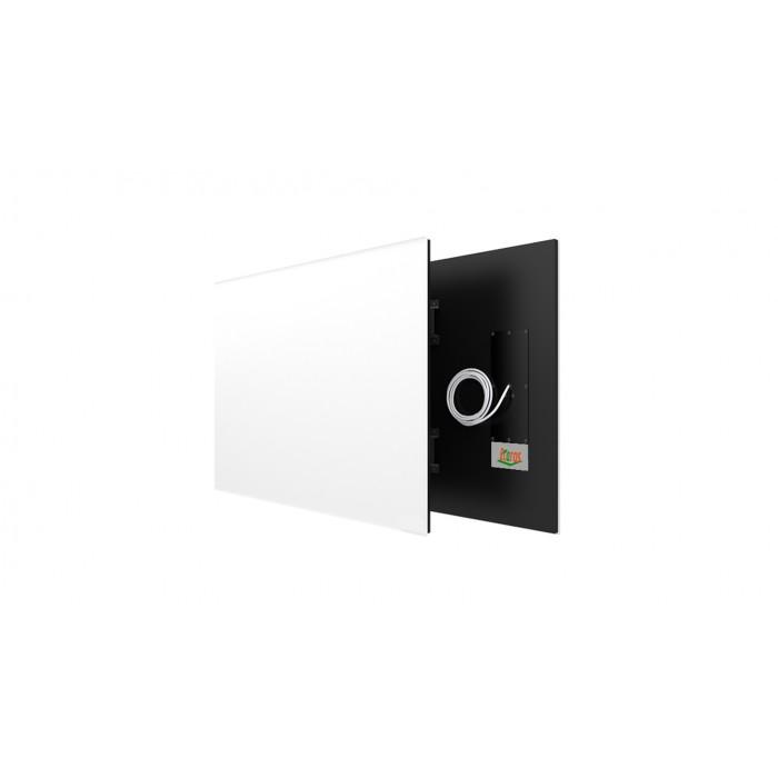 Ecaros 600 Watt   panel white glass