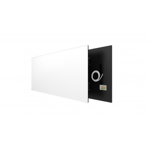 Ecaros 800 Watt   panel white glass