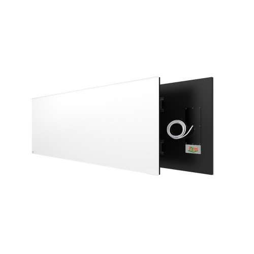 Ecaros 1000 Watt   panel white glass