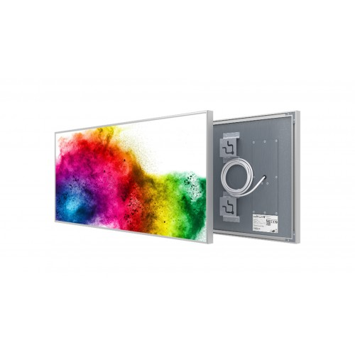 Welltherm 360 Watt photo print panel with frame