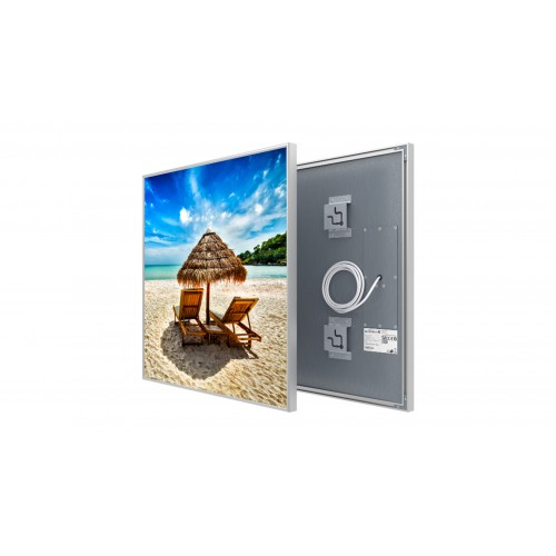 Welltherm 370 Watt photo print panel with frame