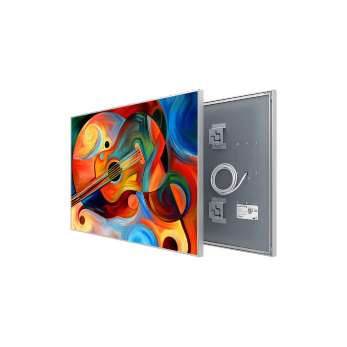 Welltherm 580 Watt photo print panel with frame