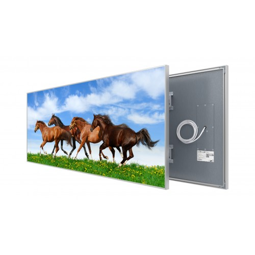 Welltherm 930 Watt photo print panel with frame