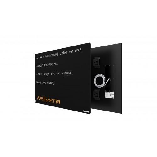 Welltherm 580 Watt chalkboard panel frameless
