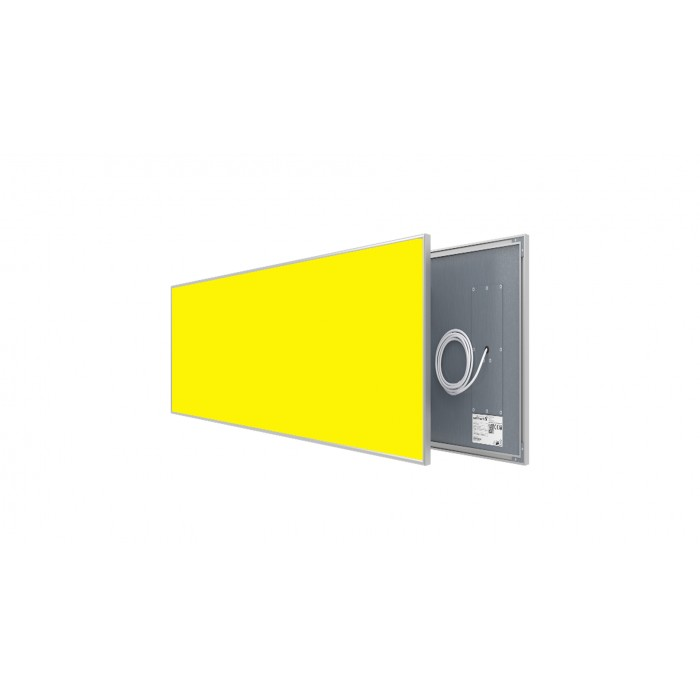 Welltherm 360 Watt RAL color panel with frame