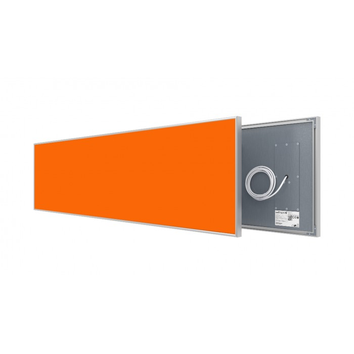 Welltherm 625 Watt RAL color panel with frame