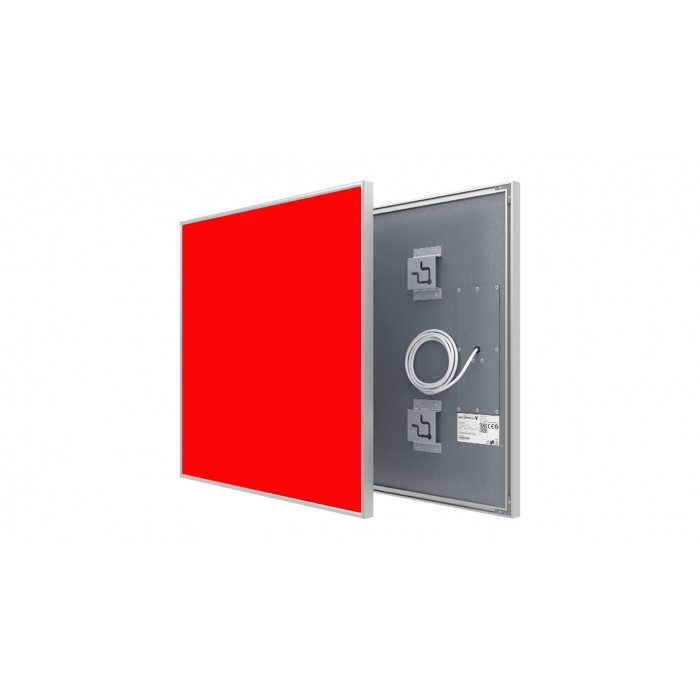 Welltherm 370 Watt RAL color panel with frame
