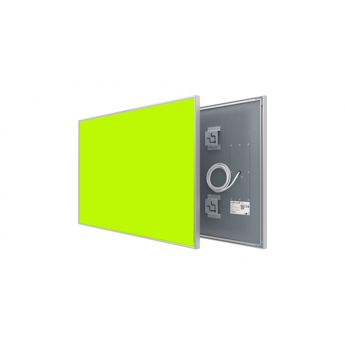 Welltherm 580 Watt RAL color panel with frame