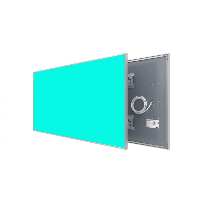Welltherm 780 Watt RAL color panel with frame