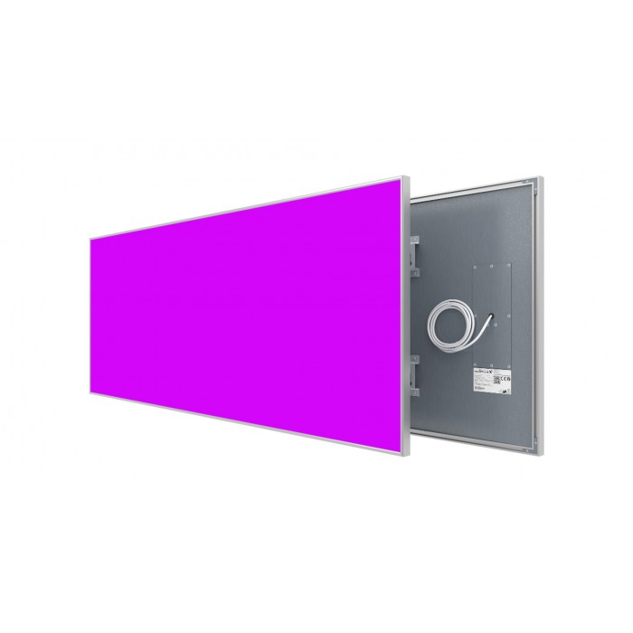 Welltherm 930 Watt RAL color panel with frame