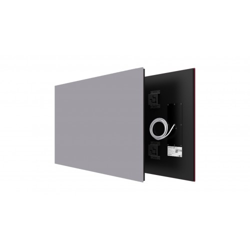 Welltherm 580 Watt RAL color panel frameless