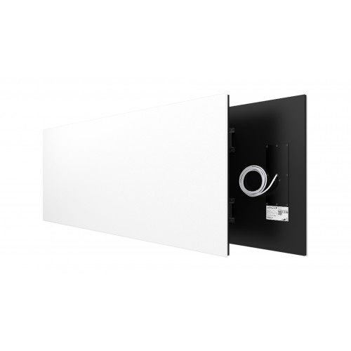 Welltherm 930 Watt   panel in satin white