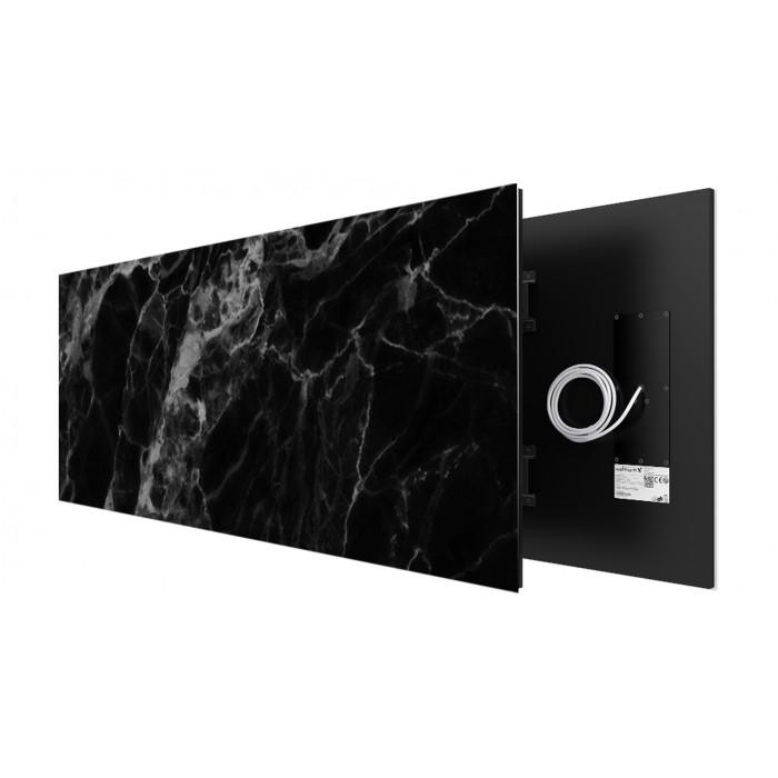 Black Marble 930 Watt stone art panel Welltherm