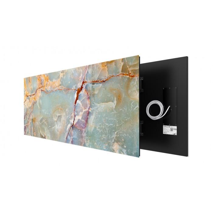 Green Marble 930 Watt stone art panel Welltherm