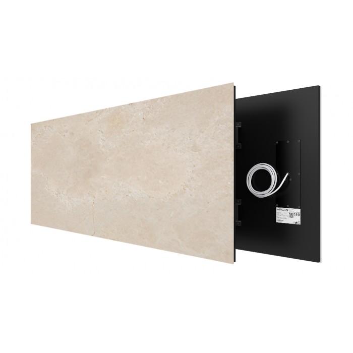 Tavertin 930 Watt stone art panel Welltherm