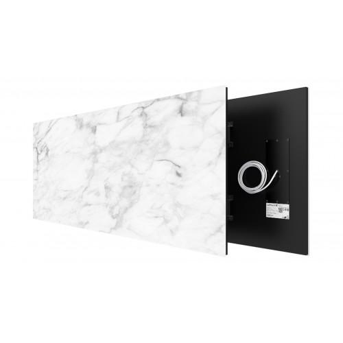 White Marble 930 Watt stone art panel Welltherm