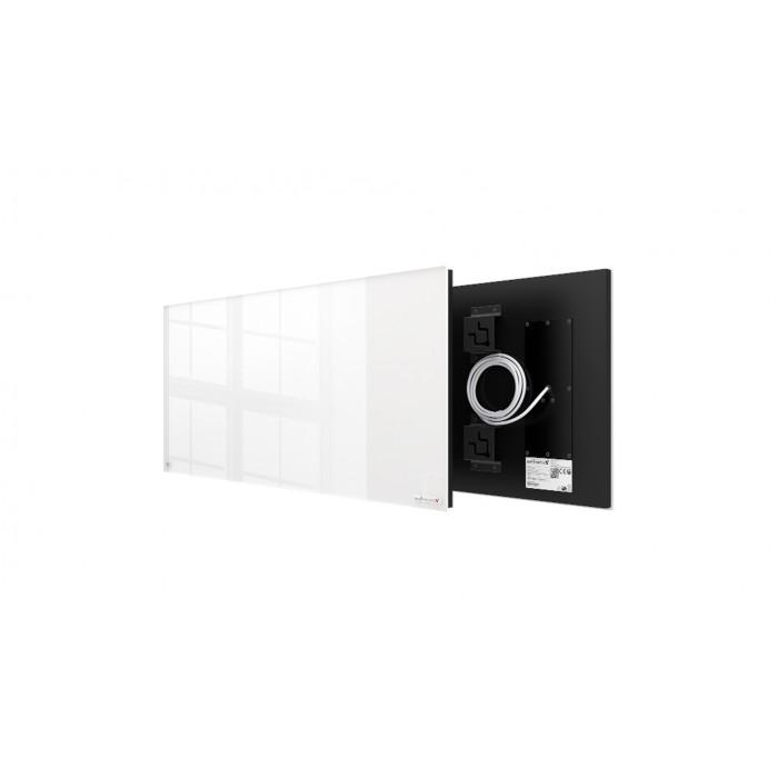 Welltherm 360 Watt white glass panel  frameless